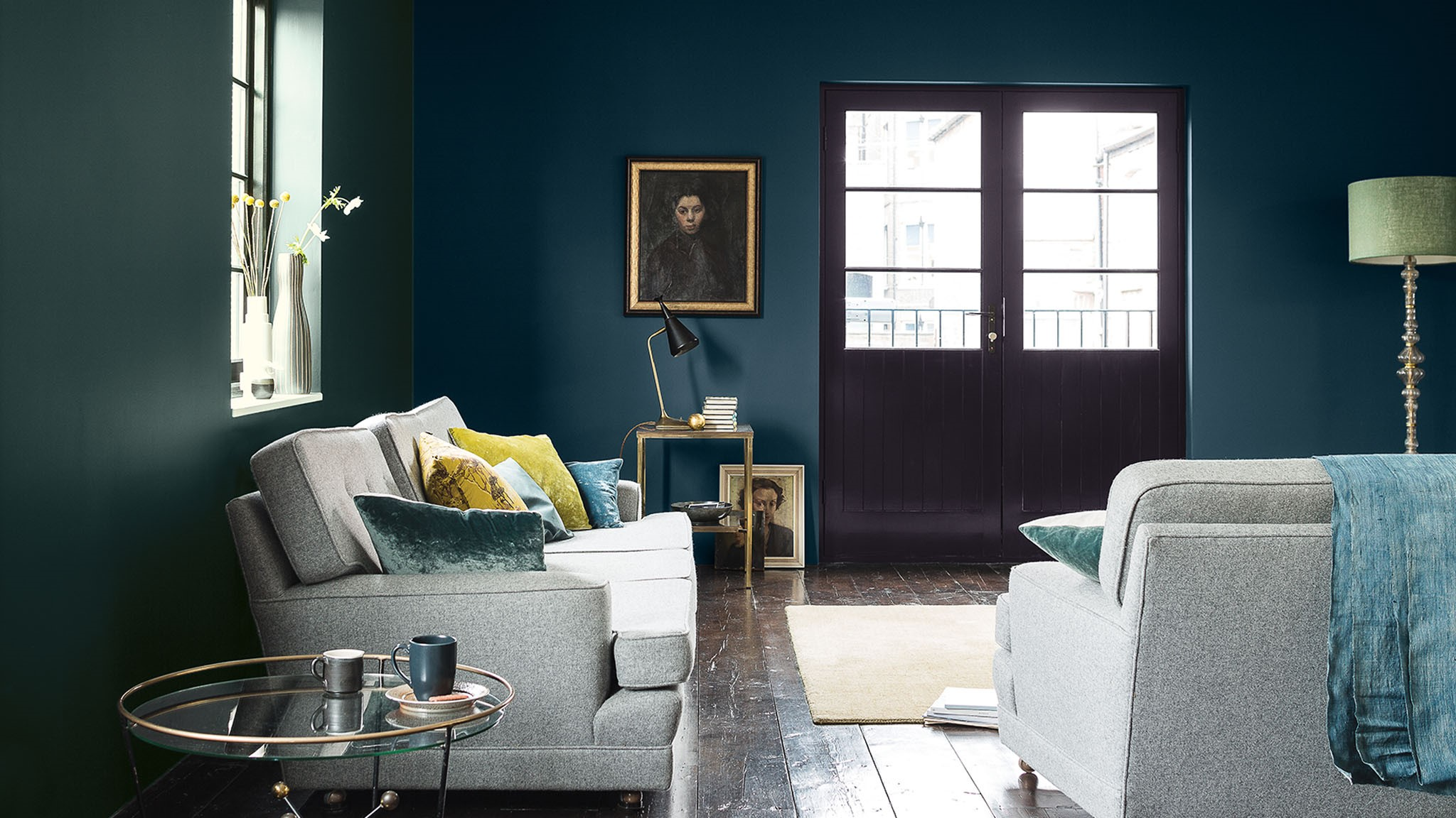 Timeless Teal