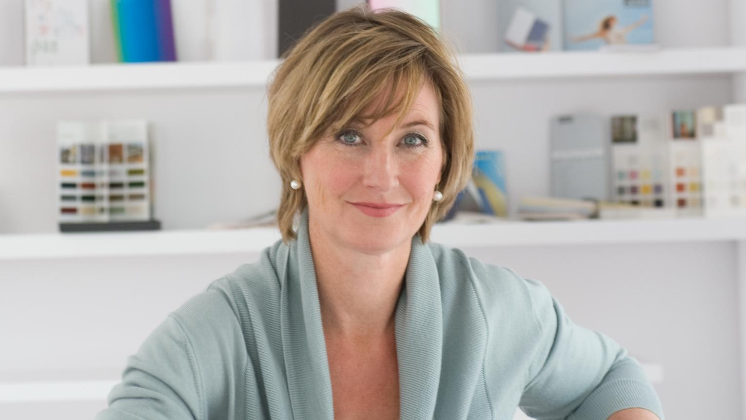 Heleen van Gent, one of the design experts who forecast the colour trends that influence how we decorate our homes.