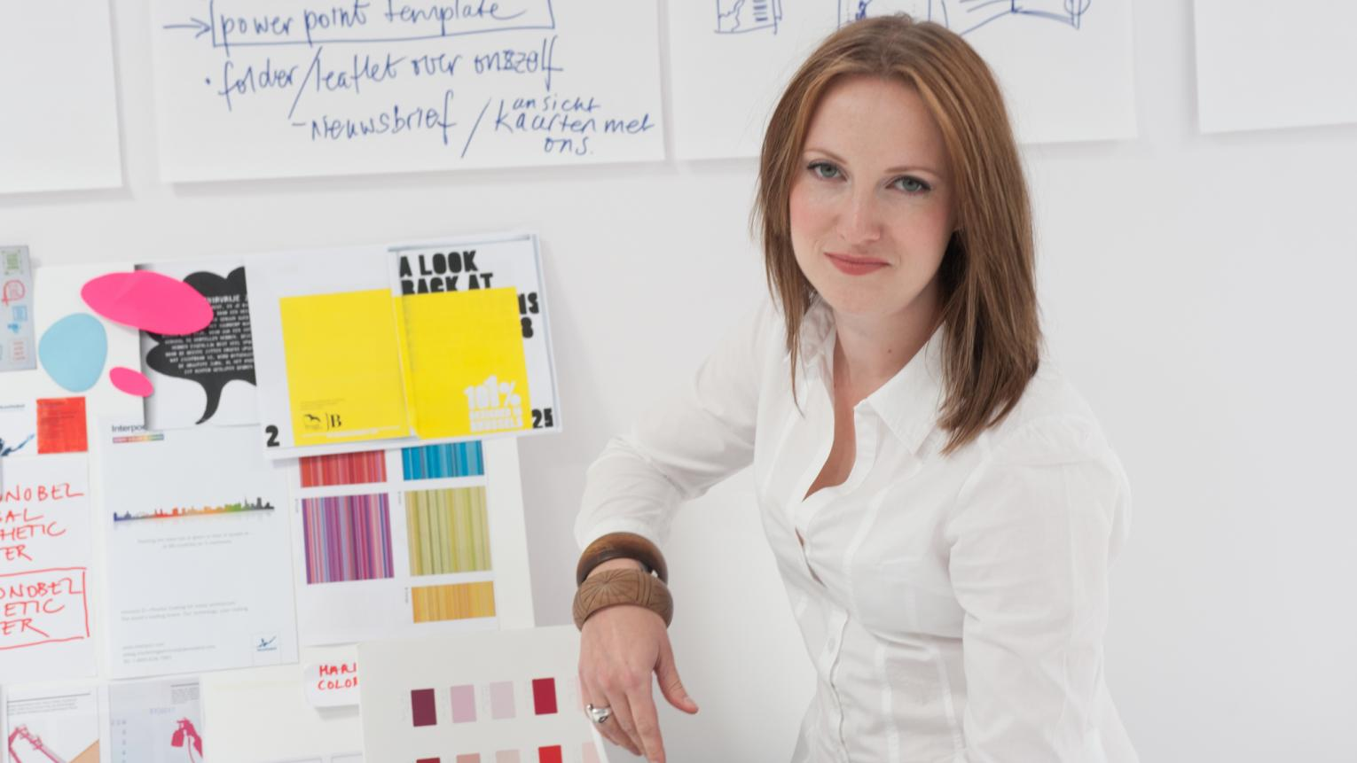 Louise has a God gifted skill of identifying trends that make her instrumental in forecasting colour trends each year.