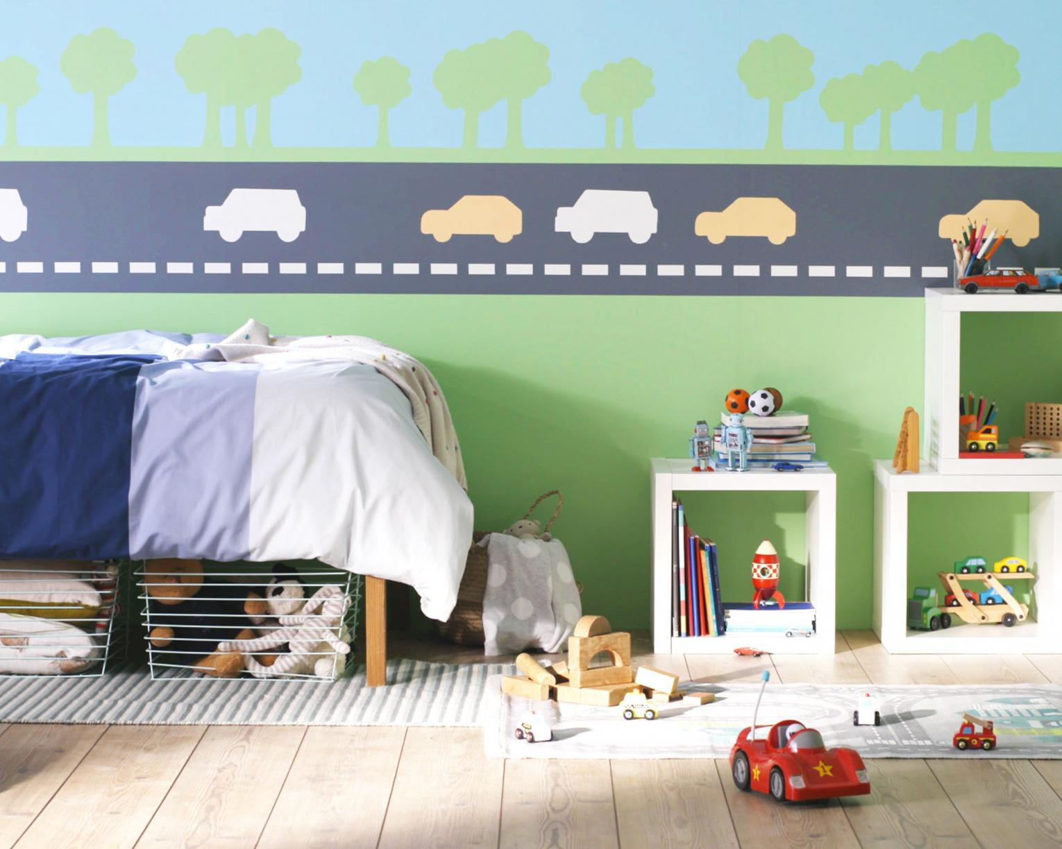 Image of: 4 Brilliant Boys Bedroom Ideas Interior And Exterior Colour Paints Decorating Ideas Dulux