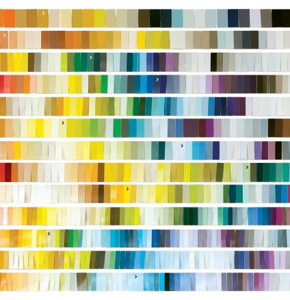 Colour Pallete for colour futures 04-16