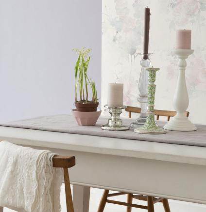 Romantic but mysterious, the 'Secret Garden' colour trend is perfect for creating soothing spaces within your home.