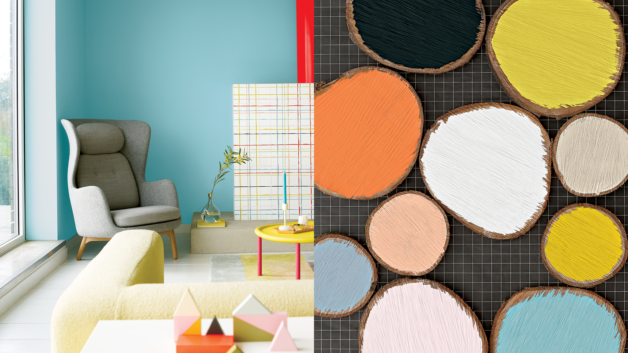 CF 2016 Colour Trend The Grid & Letting Go